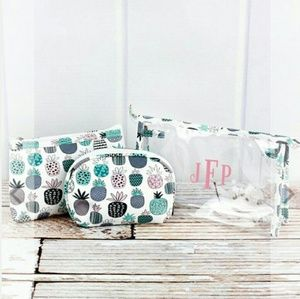 Handbags - New Pineapples Pouch/Cosmetic Bag/Clutch!